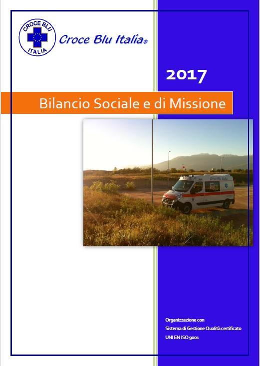 immagine notiziaOnline il Bilancio Sociale 2017 e la Carta dei Servizi