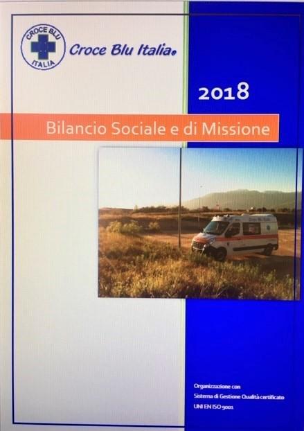 immagine notiziaOnline il Bilancio Sociale 2018 e la Carta dei Servizi