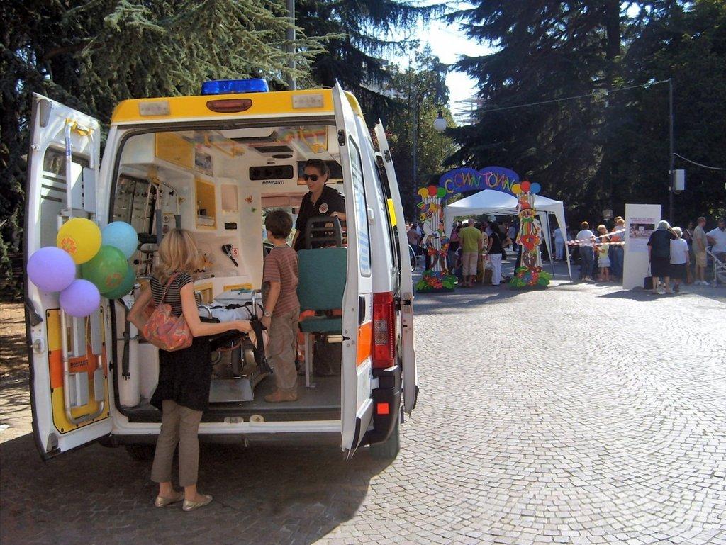 Il Naso in Tasca, Biella - 16.08.07