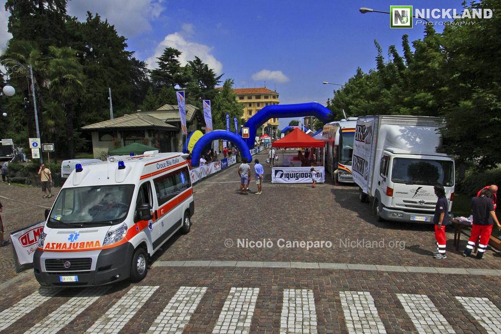 5° Gran Fondo Prealpi Biellesi, Biella - luglio 2008