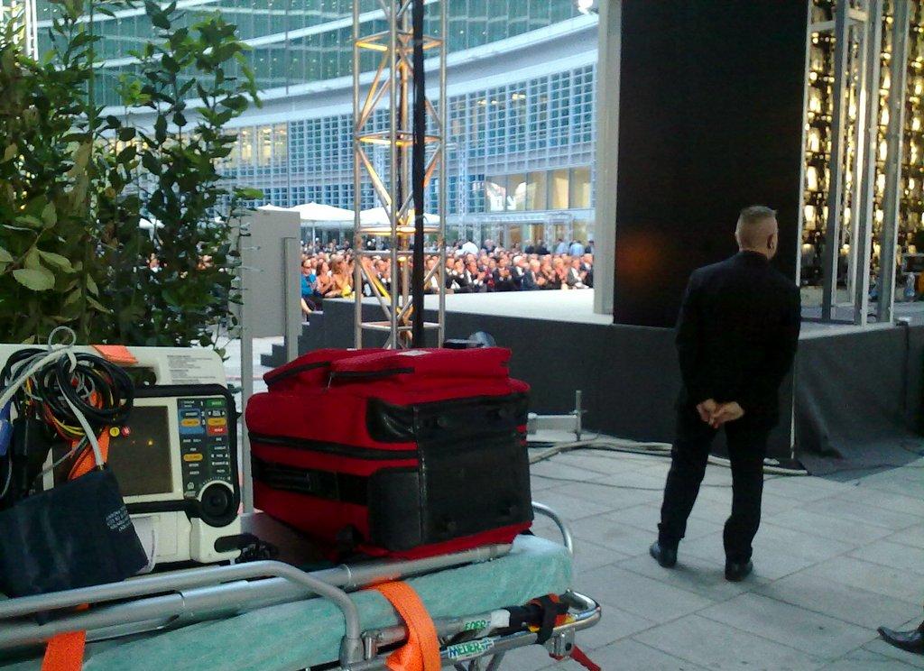 Presentazione palinsesto autunnale RAI - Milano, 22.06.11