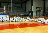 Incontro di karate, Palazzetto dello Sport di Biella - 18.04.10
