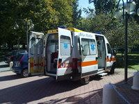 Trasporto privato per l'ospedale Fatebenefratelli di S. Maurizio Canavese (TO) - 29.09.10