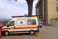 In attesa di un paziente presso l'Ospedale di Ivrea - 11.10.10