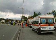 Assistenza a 62° Trofeo Squillario, con Croce Rossa di Biella - Piatto (BI), 12.06.11