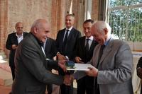 """Premiazione della Croce Blu Italia alla """"Giornata del Soccorso 2011"""""""