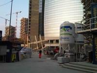 Assistenza Open Day Cantiere Hines, Milano Porta Garibaldi - 24.03.12