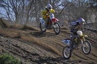 Assistenza a gara di motocross - Vercelli, Motoclub Nuova Billiemme, 01.04.12