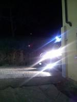 Durante un servizio notturno, Gattinara, 10.04.13