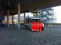 Matteo, giovanni, Joy ed Elisa - Nuovo Ospedale di Biella, 08.11.14