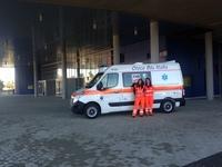 Greta e Alessandra - Nuovo Ospedale di Biella, 08.11.14