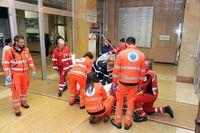 Trasloco Nuovo Ospedale di Biella - 26.11.14