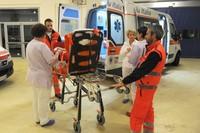 Trasloco Nuovo Ospedale di Biella - 27.11.14