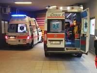 Camera calda, Ospedale di Borgosesia