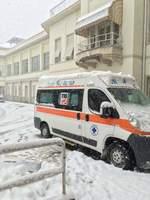 Ambulanza 153 - Postazione di Trivero