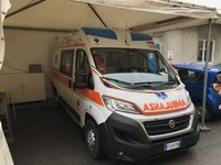 Ambulanza 154 - Postazione 118 di Gattinara